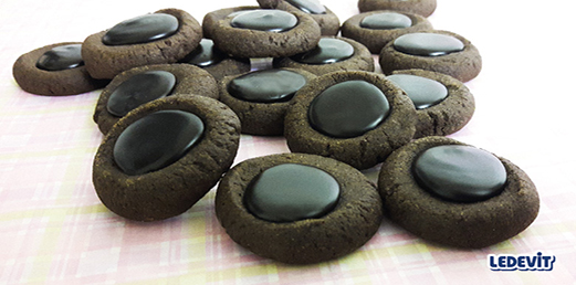 Galletitas pepas de chocolate